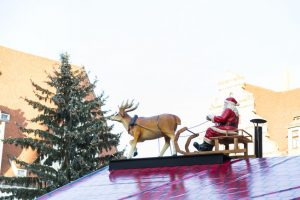 How are your rooflines with Santa?